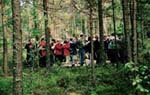 Teambuilding i naturen